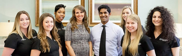 Gold Hill Dentistry team